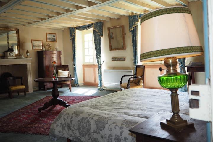 Chambres à la gentilhommière