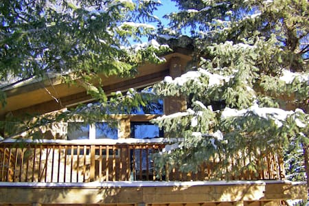 Downtown Hideaway In The Trees - Ketchum - Apartament