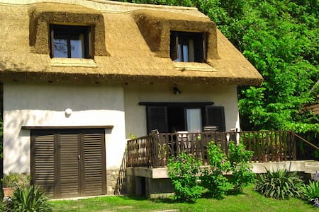 Peace & Beach - house in Tihany, Sajkod - Tihany