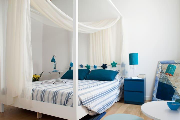 """Aria e Luce - room """"Crepuscolo"""" - Venezia - House"""