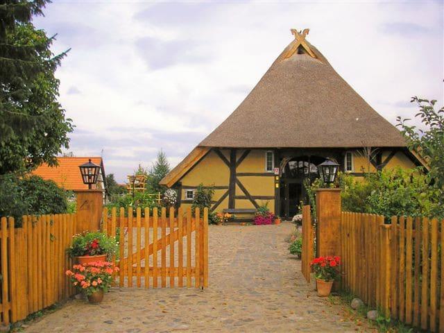 Das Rauchhaus, einfach märchenhaft! - Karft / Gemeinde Wittendörp