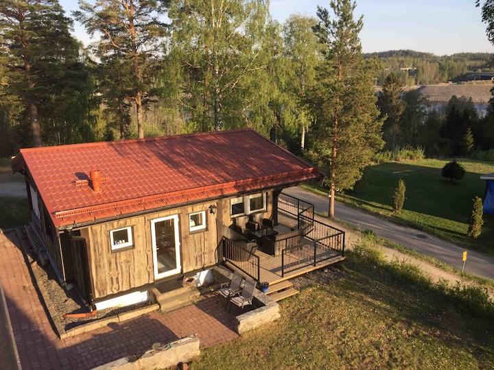 Gårdshus Bergeforsen/Timrå