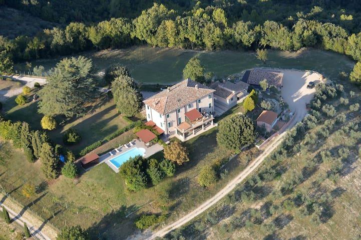 La tua casa nel cuore dell'Umbria