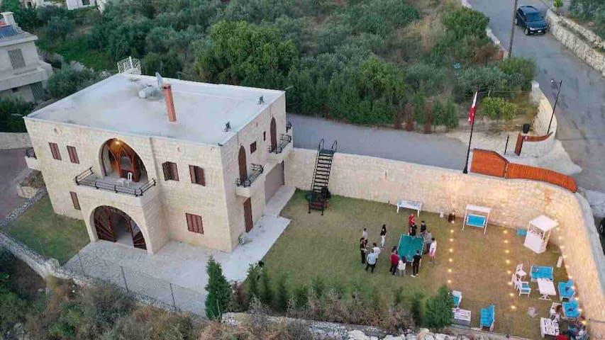 Villa Bleutique