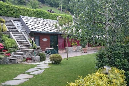 Chalet nel verde Canavese near PNGP