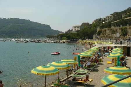Suite Sole 3 sulla Spiaggia - Portovenere - Wohnung