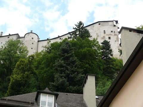 """The flair of historic Salzburg"""