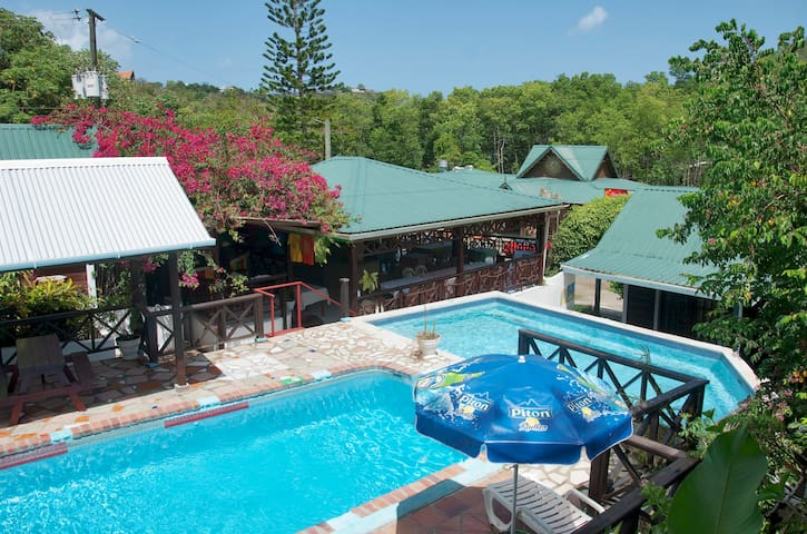 Marigot Bayside Cottages - Castries, St Lucia - Cabaña