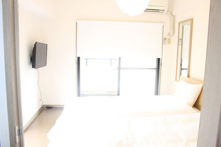 天神811★1minTenjin★Room Wifi OK★主要駅送迎無料 - Chuo Ward, Fukuoka