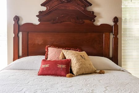 Spa like Master Bedroom Suite in Historic District