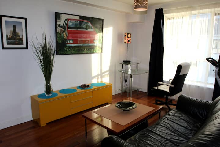 Beautiful self-contained city centre apartment!