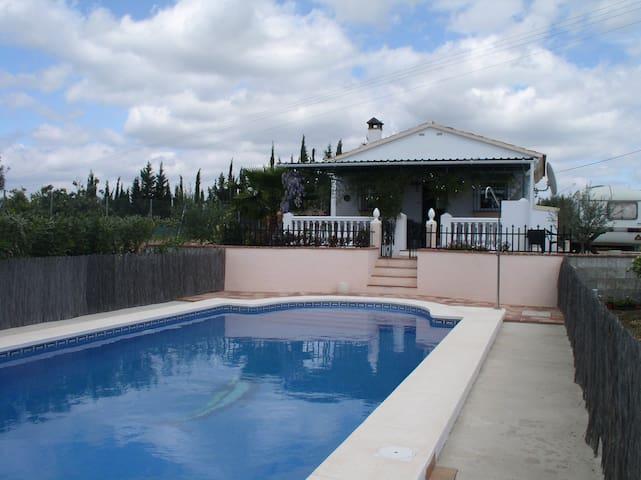 LA CARETTA   charming, modern villa - Coín - Villa