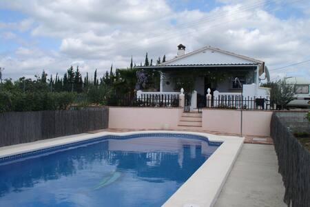 LA CARETTA   charming, modern villa