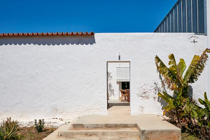 Companhia das Culturas - Algarve - São Bartolomeu do Sul - Villa