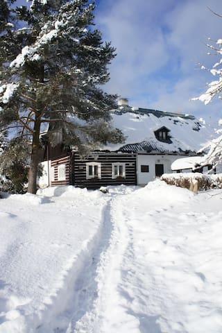 Ferienhaus Adrspach (Adršpach) - Jívka - House