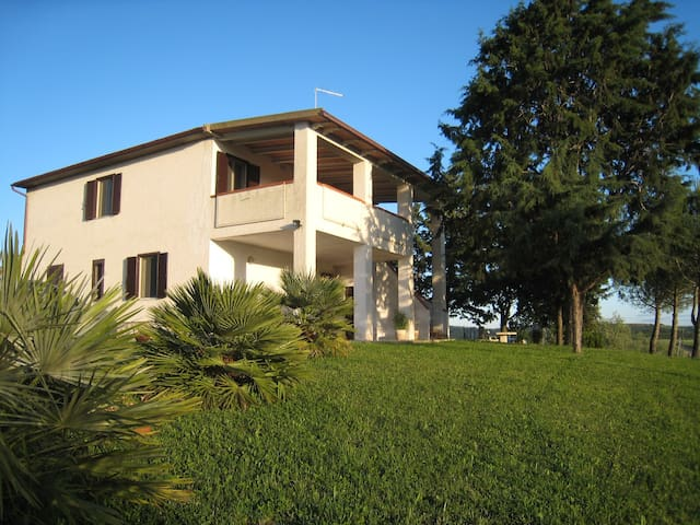 Apartment in Villa  - Scansano - Leilighet