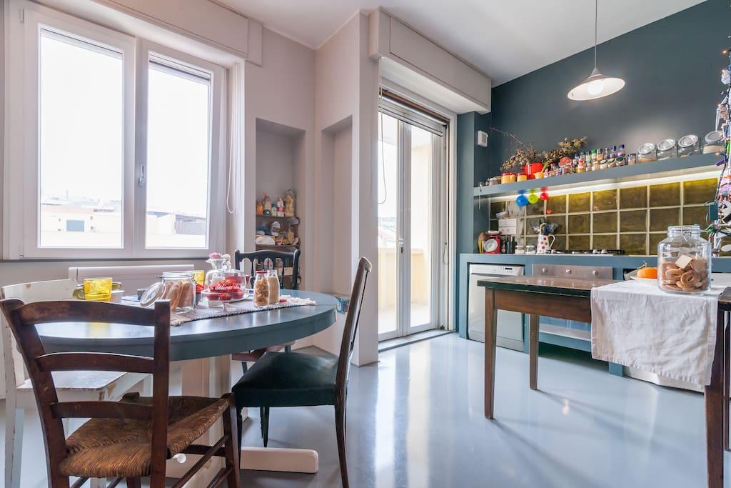 Casa albert appartamenti in affitto a cagliari sardegna for Appartamenti arredati in affitto cagliari