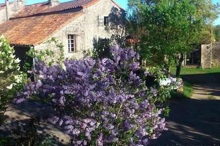 """2 cevennes Larzac houses """"Casal"""" - Campestre-et-Luc"""