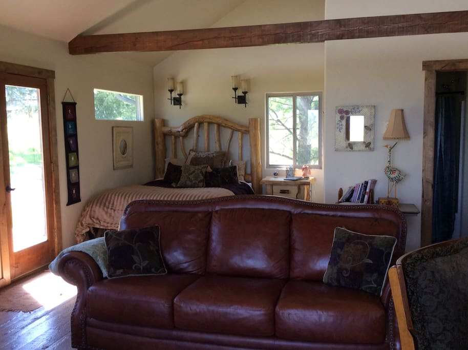 Montana Mountaintop Guest Cottage Cabins For Rent In