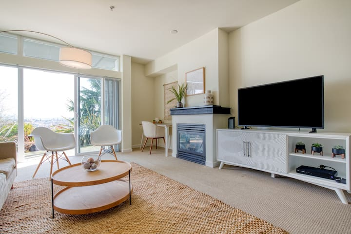 Beautiful 2BR Apartment in Seattle