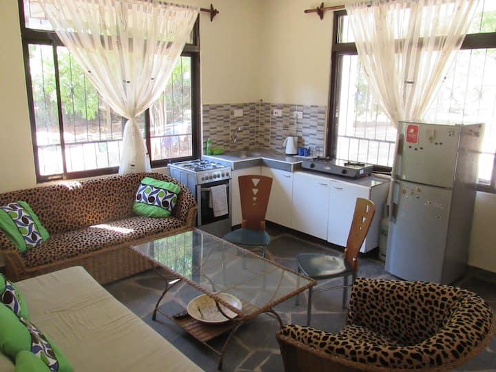 Golunna apartment in Diani