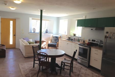 Private walk out apartment - Williamsburg - Byt