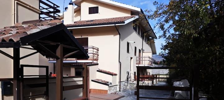 Appartamento Rocca di mezzo (Rovere)