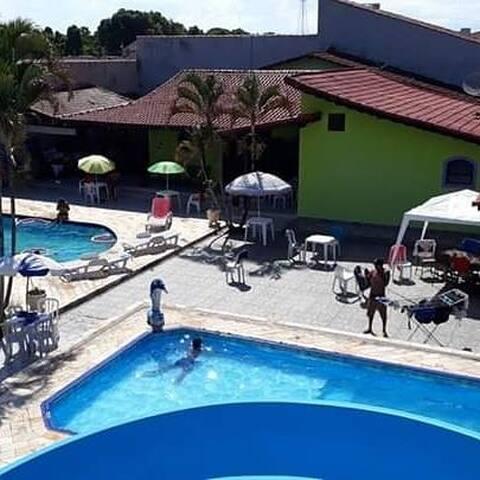 Dona Vita Casa de Temporada. Itanhaém  litoral Sul