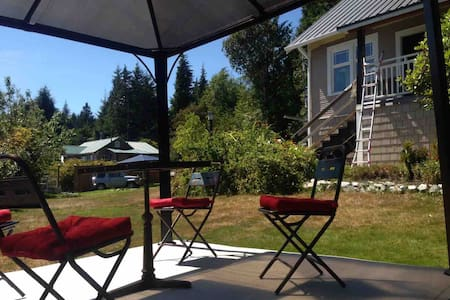 Bamfield Boardwalk Rental