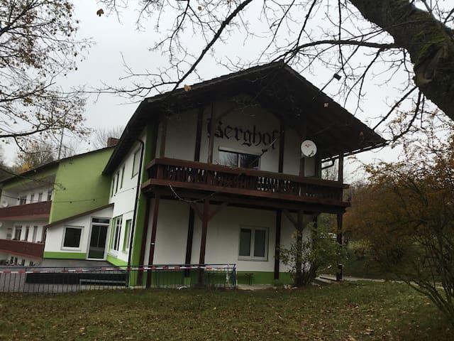 Studiowohnung Berghof Kastl