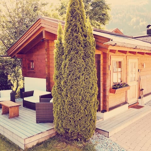 2 Person Lux Chalet + FREE Tauern Spa Entry