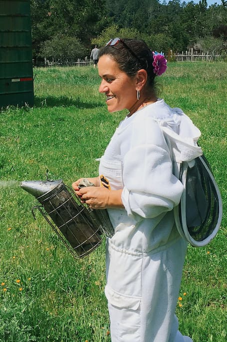 We are beekeepers