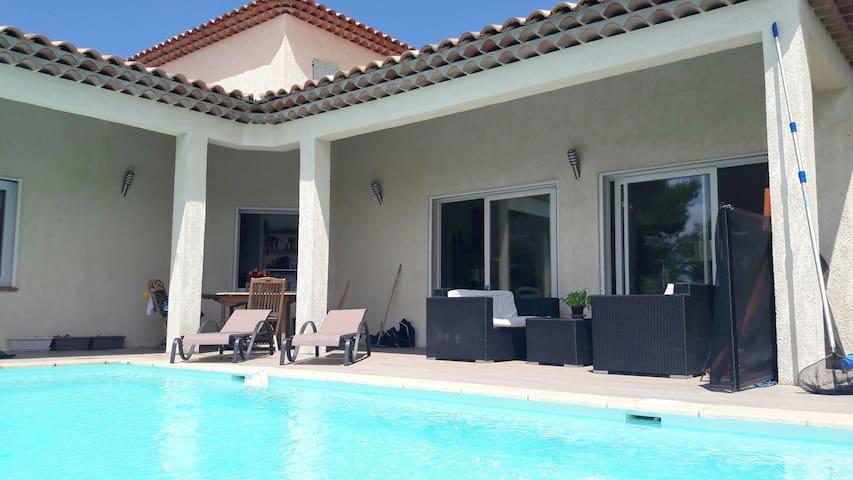 Petit coin de paradis à 12 minutes de Nice - Blausasc - Villa