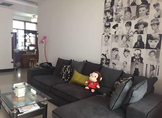 福安小区,安全方便 - Jiaozuo - Διαμέρισμα