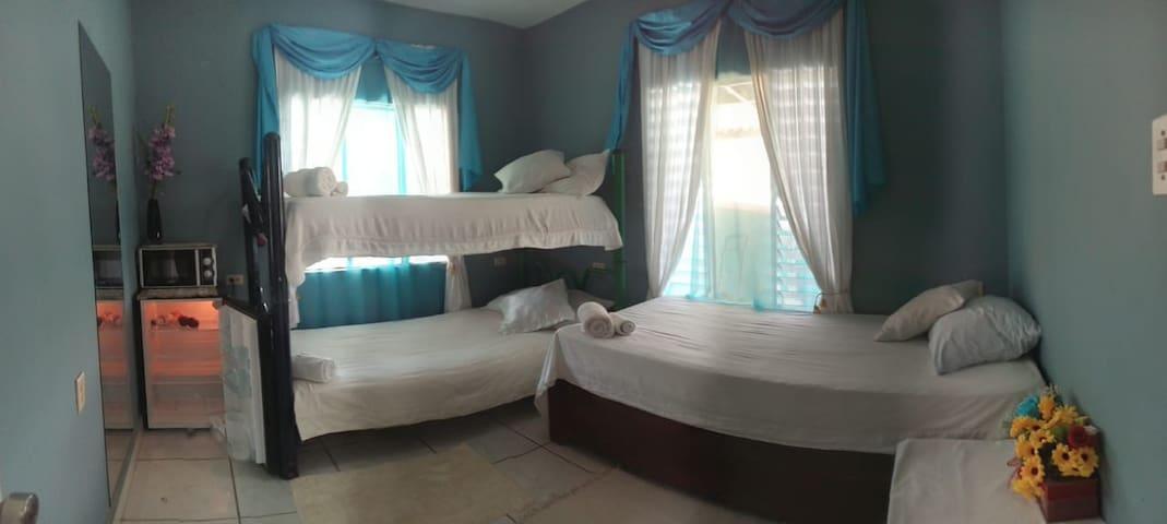Habitación 1-3 personas en Santa Cruz de Yojoa