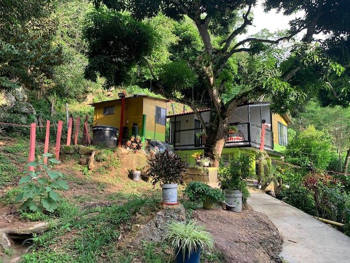 Casa de Descanso con Vista Hermosa