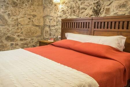"""Habitación familiar """"Pino"""" Dormitorio"""
