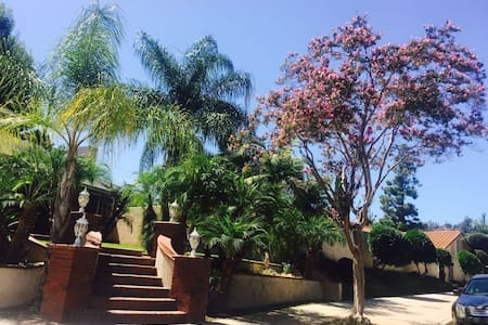 Wonderful house with swimming pool - Hacienda Heights