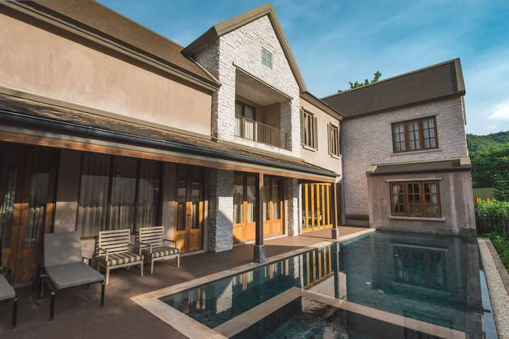 Thames Valley - Mansion 4 bedrooms Pool Villa