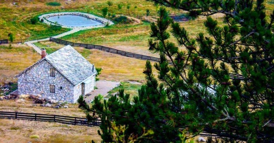 Mountain house Varda