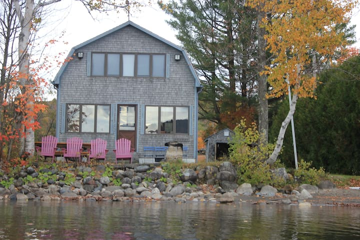 Nod Away on Lake Willoughby - Westmore - Casa vacanze