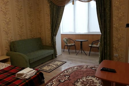 Однокомнатная квартира в центре Трускавца. - Truskavets'