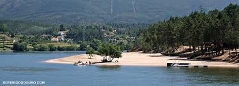 Praia da Lomba no Rio Douro a 15 min