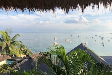 Little Aman  - Private Oceanview - Nusa Lembongan
