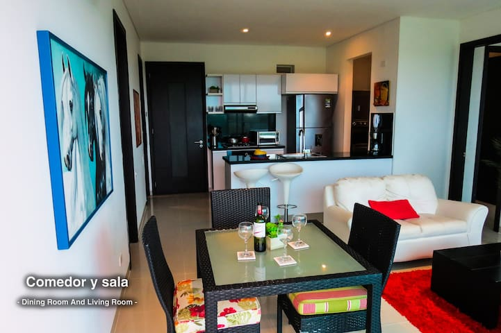 Modern Stay by Cartagena