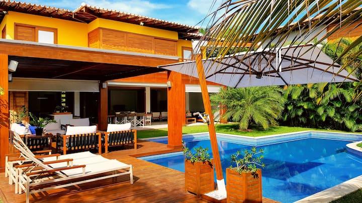 Villa Moorea, Praia do Forte