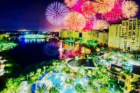 2 Bed 2 BA Resort In Gates @ Disney World Florida - Orlando