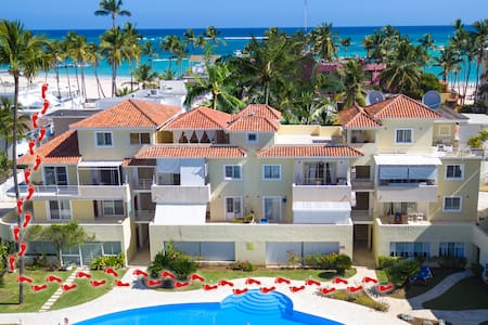 Penthouse Pool Beach Wifi 8 guests - Punta Cana - 公寓