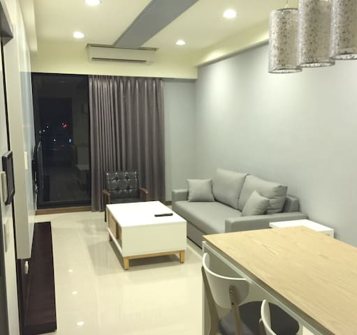 New open -YJ- **Cozy+Clean+Stylish** near 2 subway - Zuoying District - Aparthotel