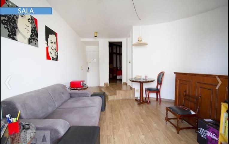 Flat 1 quart. Av Paulista Trianon - São Paulo - Apartment